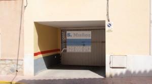 Garaje y trastero en C/ La Vía