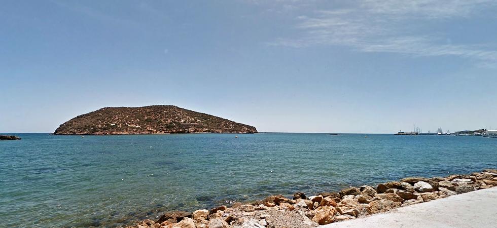 Piso con increíbles vistas en La Isla