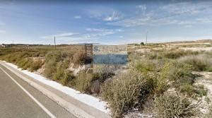 Parcela rústica en Cañadas del Romero
