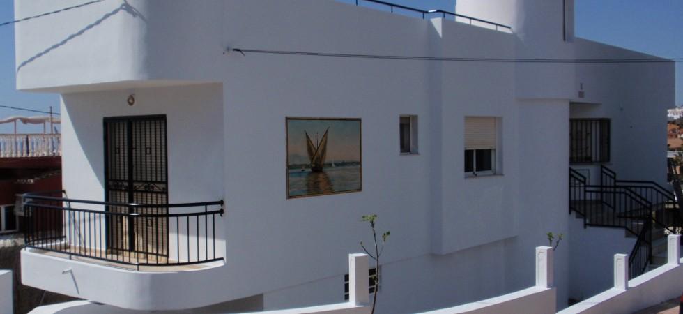 Fantástica casa en Isla Plana a estrenar con vistas al mar