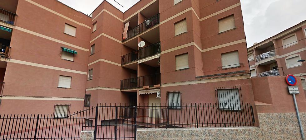 Piso 3 habitaciones en Puerto Mazarrón